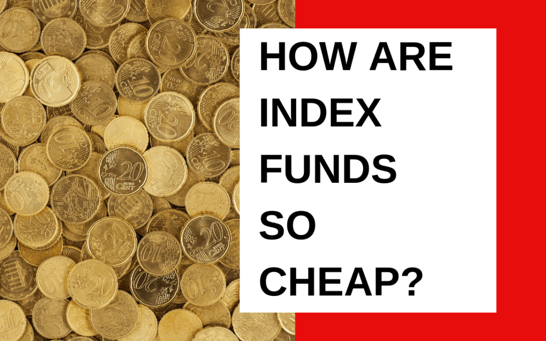 How are Index Funds so Cheap?