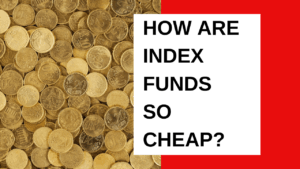 How are Index Funds so Cheap